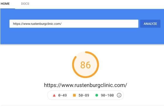 seo company core web vitals guide page speed insights