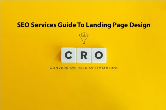 seo services landing page design hero