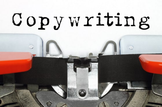 seo cape town copywriting typing machine